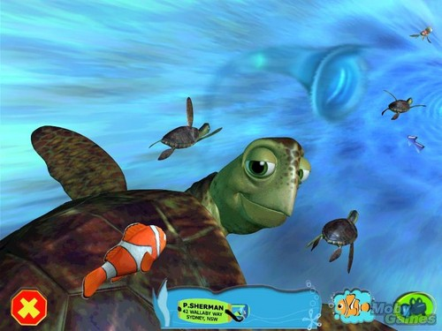 Finding Nemo Wallpaper Possibly With A Tetra Called Video Game