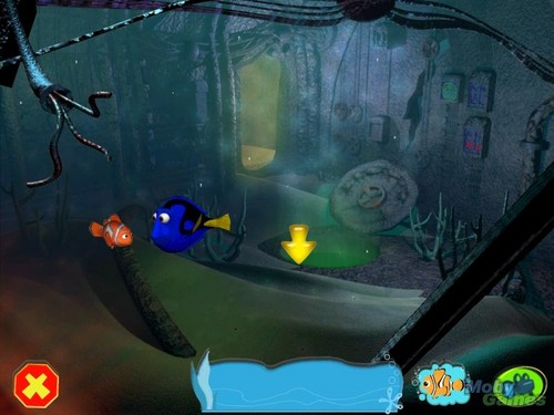 Finding Nemo wallpaper titled Finding Nemo (video game)