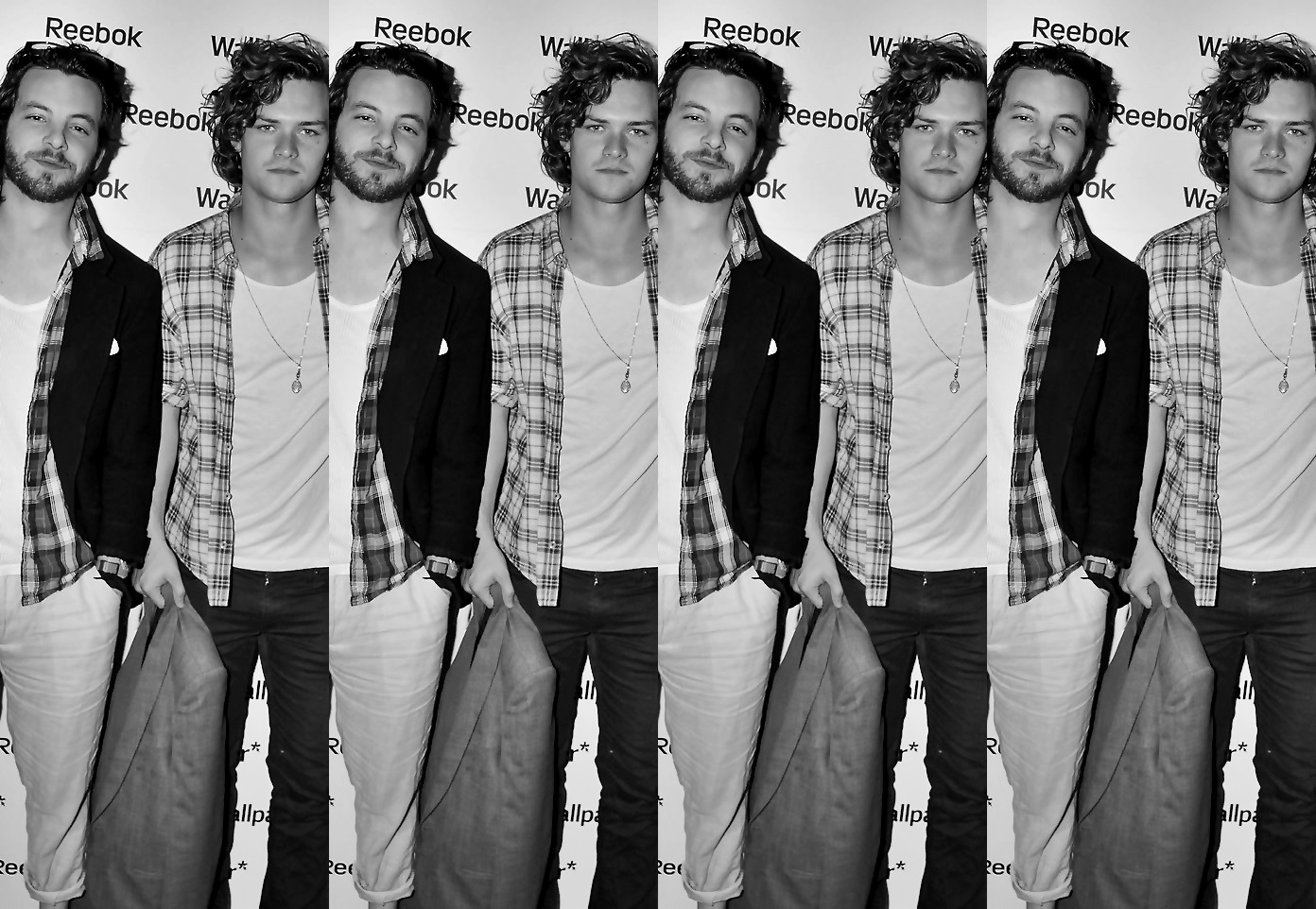 Finn Jones (Loras) and Gethin Anthony (Renly) - Renly and ...