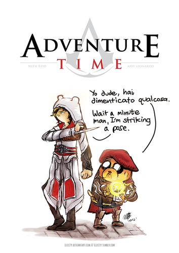 For Assassins. >_>