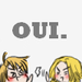 France/America Icons - hetalia icon