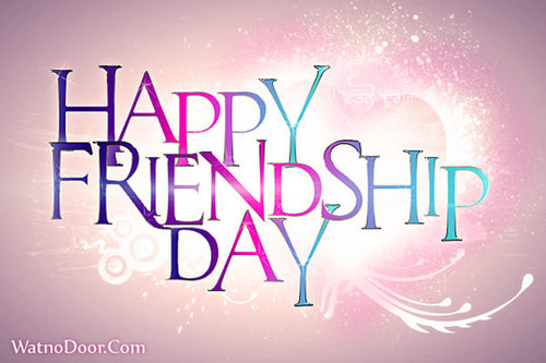 Ingrid's Graceland দেওয়ালপত্র titled Friendship's Day! ★