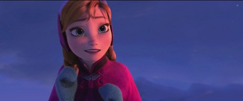Frozen Clip Screencaps