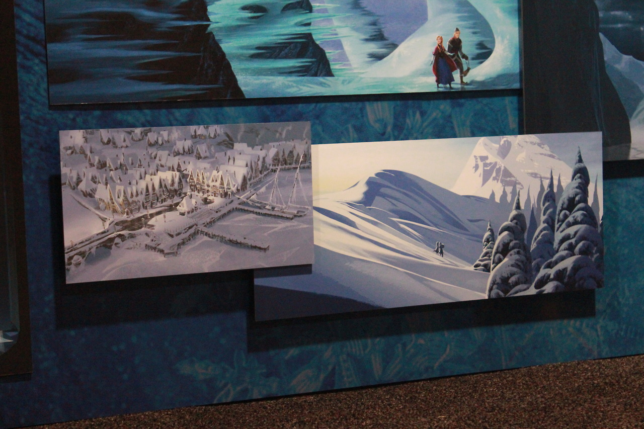 Frozen Concept Art - Frozen Photo (35277823) - Fanpop