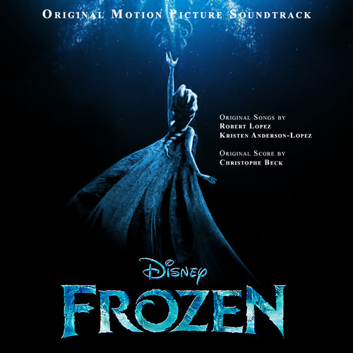 Frozen OST Album Cover (Fan made)