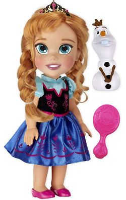 Frozen Baby Anna Doll - frozen Photo
