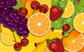 Fruit Punch - fruit wallpaper