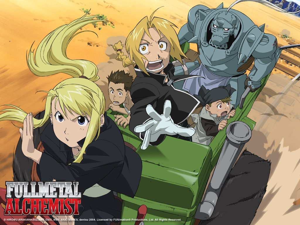 manga fullmetal alchemist wallpapers-#42