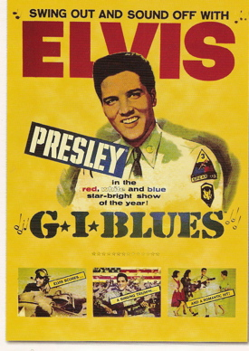 G.I. Blues | Poster ಇ