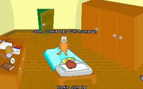 Garfield: Attack of the Mutant Lasagna