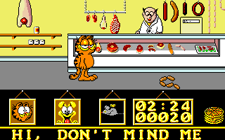 Garfield: Big, Fat, Hairy Deal