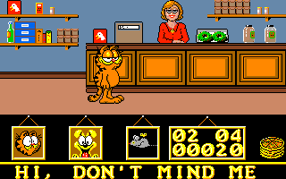Garfield: Big, Fat, Hairy Deal