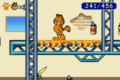 Garfield: The Suchen for Pooky