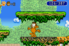 Garfield: The Поиск for Pooky