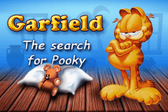 Garfield: The chercher for Pooky