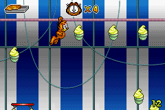 Garfield and his Nine Lives