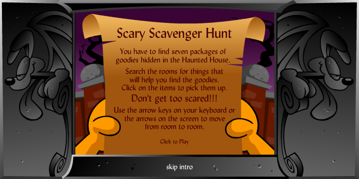 Garfield S Scary Scavenger Hunt Garfield Foto 35296440 Fanpop