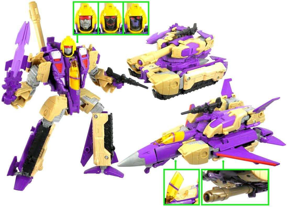 Generations Blitzwing - Transformers Photo (35248895) - Fanpop