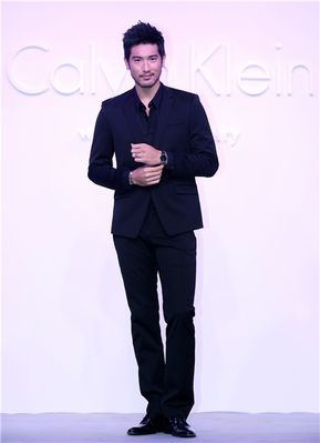 Godfrey (Calvin Klein, watches & jewelry)