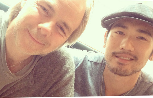 Godfrey and Harald Zwart