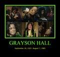 Grayson Hall - grayson-hall fan art