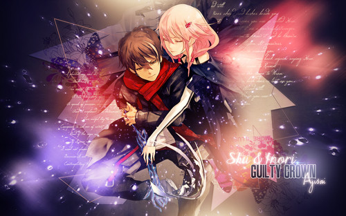 Guilty Crown♚