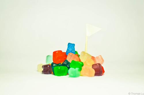 Gummy bär Art