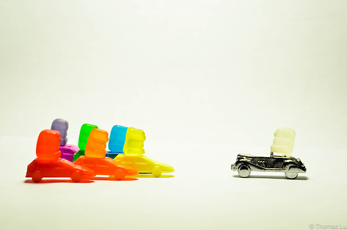 Gummy ভালুক Art