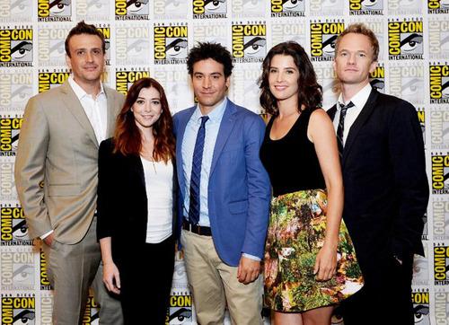 HIMYM Comic Con Panel 2013