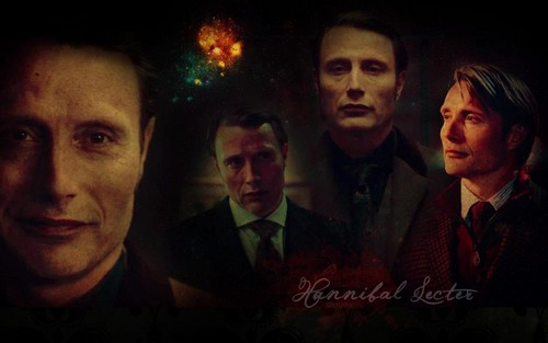 Hannibal TV Series wallpaper with a business suit, a suit, and a dress suit entitled Hannibal