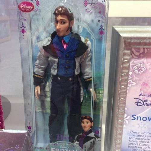 Hans DS doll