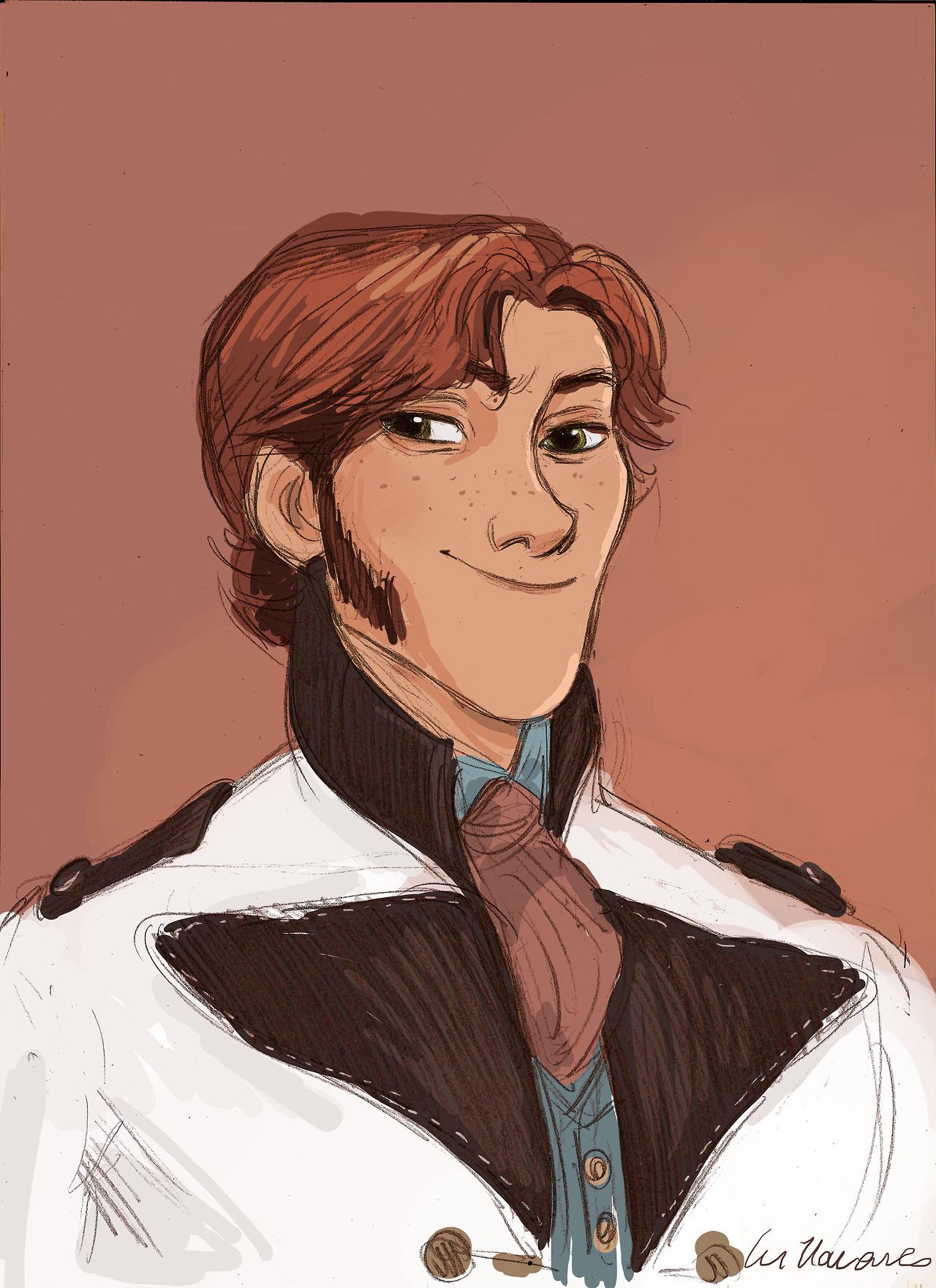 Hans - Frozen Fan Art (35250245) - Fanpop