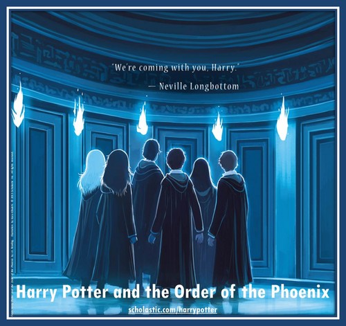 Harry Potter Back Covers
