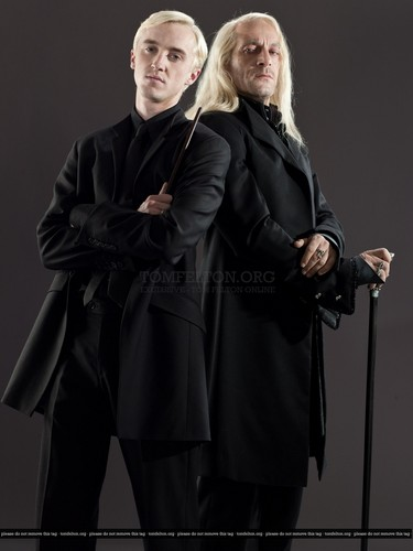 Harry Potter & The Deathly Hallows Part II -Photoshoot
