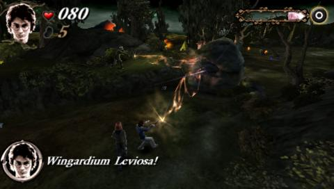 Harry Potter and the Goblet of 불, 화재 (video game)