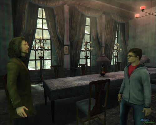 Harry Potter hình nền containing a drawing room titled Harry Potter and the Order of the Phoenix (video game)