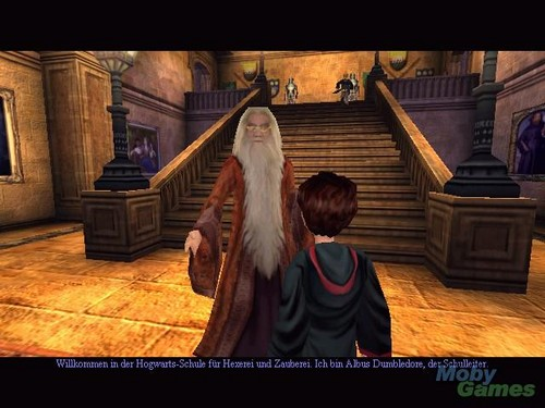 해리 포터 바탕화면 titled Harry Potter and the Sorcerer's Stone (video game)