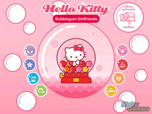 Hello Kitty: Bubblegum Girlfriends
