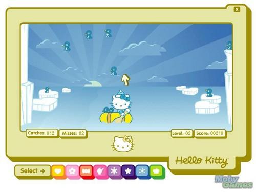 Hello Kitty Cutie World