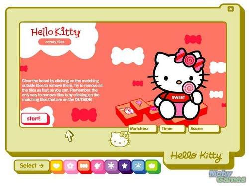 Hello Kitty Cutie World