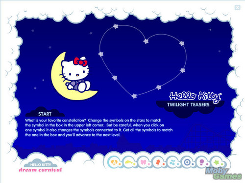 Hello Kitty Dream Carnival