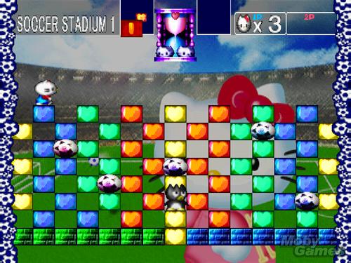 Hello Kitty's Cube Frenzy