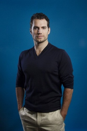 Henry Cavill photographed by Kirk McKoy for Los Angeles Times in Burbank, CA (May 30, 2013).