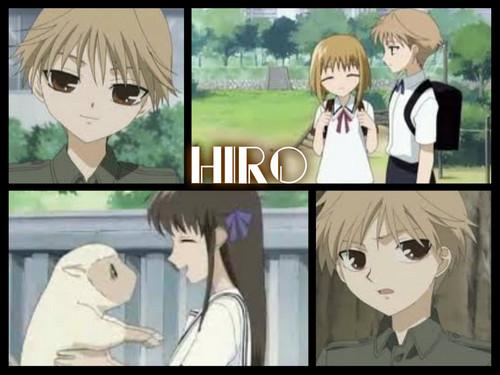 takuyan ng mga prutas wolpeyper called Hiro