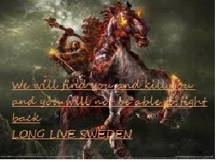 Horse war