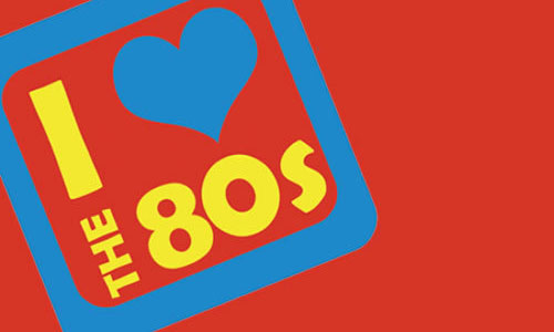 I 愛 the 80s