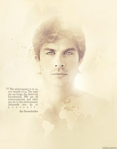 IAN SOMERHALDER APPRECIATION WEEK