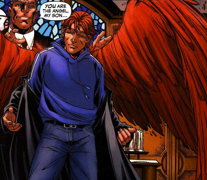 X Men Quicksilver Movie Icarus / Joshua Guthri...