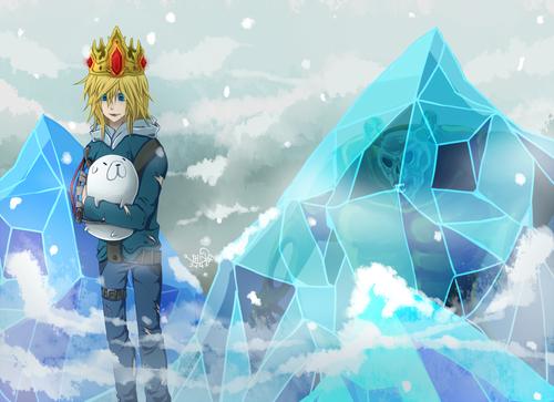 Ice Finn & Jake