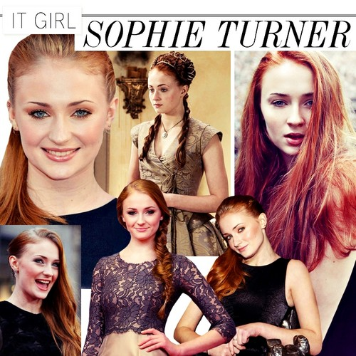 It Girl: Sophie Turner